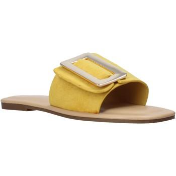 Παπούτσια Γυναίκα Τσόκαρα Gold&gold A21 GJ551 Κίτρινος
