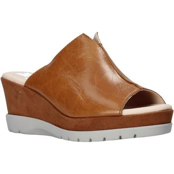 Παπούτσια Γυναίκα Τσόκαρα CallagHan 29000 καφέ