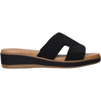 Παπούτσια Γυναίκα Τσόκαρα Susimoda 1032 Μαύρος