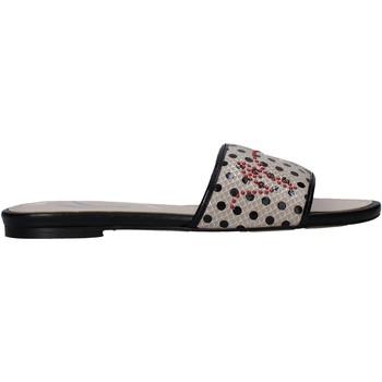 Παπούτσια Γυναίκα Τσόκαρα Manila Grace S622LP Μπεζ