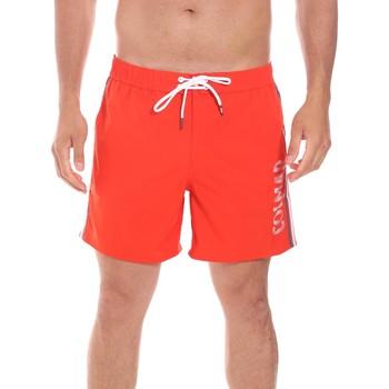 Υφασμάτινα Άνδρας Μαγιώ / shorts για την παραλία Colmar 7252 1QF το κόκκινο