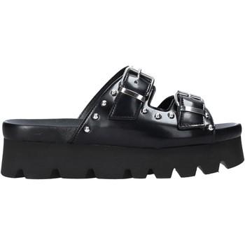 Παπούτσια Γυναίκα Τσόκαρα Cult CLE103675 Μαύρος