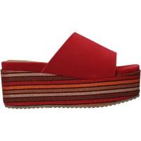 Παπούτσια Γυναίκα Τσόκαρα Onyx S20-SOX751 το κόκκινο