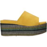 Παπούτσια Γυναίκα Τσόκαρα Onyx S20-SOX751 Κίτρινος