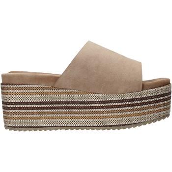 Παπούτσια Γυναίκα Τσόκαρα Onyx S20-SOX751 καφέ