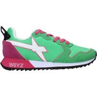 Παπούτσια Γυναίκα Χαμηλά Sneakers W6yz 2013563 01 Πράσινος