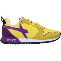 Παπούτσια Άνδρας Χαμηλά Sneakers W6yz 2014032 03 Κίτρινος