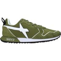 Παπούτσια Άνδρας Χαμηλά Sneakers W6yz 2013560 01 Πράσινος