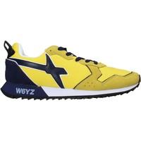 Παπούτσια Άνδρας Χαμηλά Sneakers W6yz 2013560 01 Κίτρινος