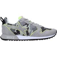Παπούτσια Άνδρας Χαμηλά Sneakers W6yz 2013560 02 Γκρί