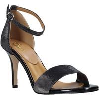 Παπούτσια Γυναίκα Σανδάλια / Πέδιλα Grace Shoes 934003 Μαύρος