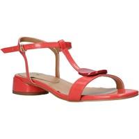 Παπούτσια Γυναίκα Σανδάλια / Πέδιλα Grace Shoes 971002 το κόκκινο