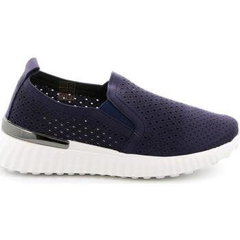 Παπούτσια Γυναίκα Slip on Grunland SC5078 Μπλε