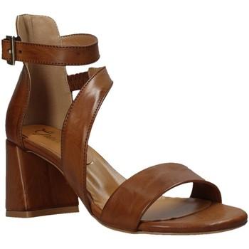 Παπούτσια Γυναίκα Σανδάλια / Πέδιλα Grace Shoes 380034 καφέ