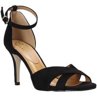 Παπούτσια Γυναίκα Σανδάλια / Πέδιλα Grace Shoes 934004 Μαύρος