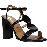 Παπούτσια Γυναίκα Σανδάλια / Πέδιλα Grace Shoes 934G002 Μαύρος