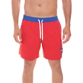 Υφασμάτινα Άνδρας Μαγιώ / shorts για την παραλία Colmar 7269 1QF το κόκκινο