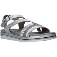 Παπούτσια Γυναίκα Σανδάλια / Πέδιλα Marco Tozzi 2-2-28627-26 Ασήμι