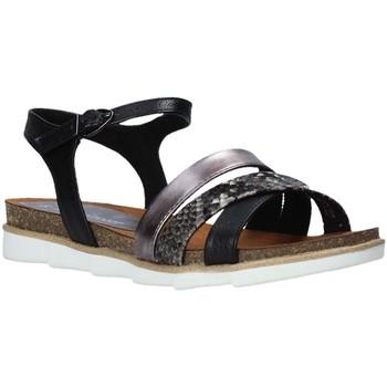 Παπούτσια Γυναίκα Σανδάλια / Πέδιλα Marco Tozzi 2-2-28410-26 Μαύρος