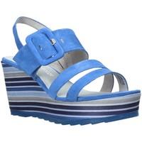 Παπούτσια Γυναίκα Σανδάλια / Πέδιλα Marco Tozzi 2-2-28336-26 Μπλε