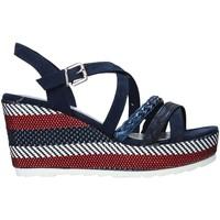 Παπούτσια Γυναίκα Σανδάλια / Πέδιλα Marco Tozzi 2-2-28375-26 Μπλε