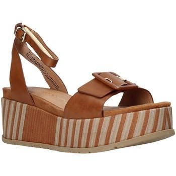 Παπούτσια Γυναίκα Σανδάλια / Πέδιλα Marco Tozzi 2-2-28513-26 καφέ