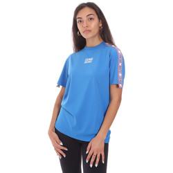 Υφασμάτινα Γυναίκα T-shirt με κοντά μανίκια Colmar 4103 6SH Μπλε