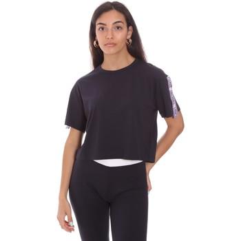 Υφασμάτινα Γυναίκα T-shirt με κοντά μανίκια Colmar 8652 6SH Μπλε