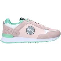 Παπούτσια Γυναίκα Χαμηλά Sneakers Colmar TRAVIS C Ροζ