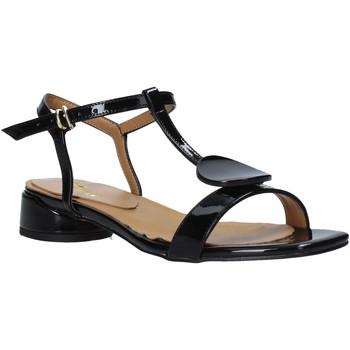 Παπούτσια Γυναίκα Σανδάλια / Πέδιλα Grace Shoes 971002 Μαύρος