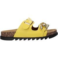 Παπούτσια Γυναίκα Τσόκαρα Gold&gold A21 FL160 Κίτρινος
