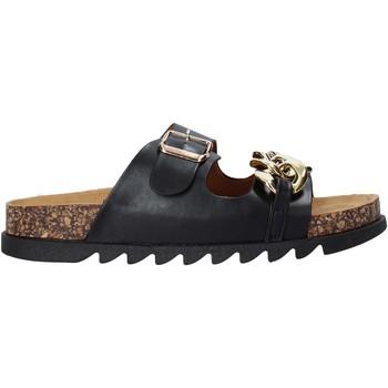 Παπούτσια Γυναίκα Τσόκαρα Gold&gold A21 FL160 Μαύρος