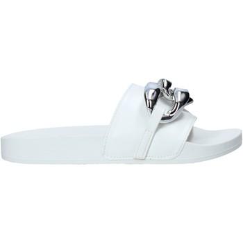 Παπούτσια Γυναίκα Τσόκαρα Gold&gold A21 FL162 λευκό