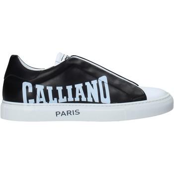 Παπούτσια Άνδρας Χαμηλά Sneakers John Galliano 11007/CP B Μαύρος