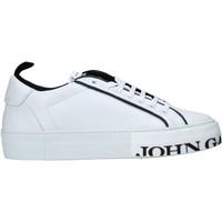 Παπούτσια Άνδρας Χαμηλά Sneakers John Galliano 11012/CP C λευκό