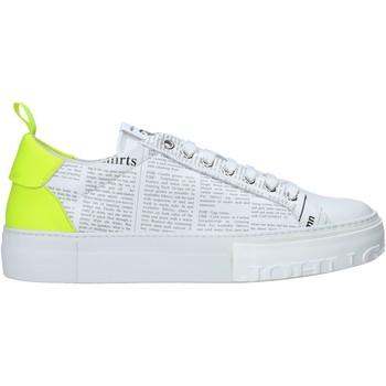 Παπούτσια Άνδρας Χαμηλά Sneakers John Galliano 11016/CP A λευκό