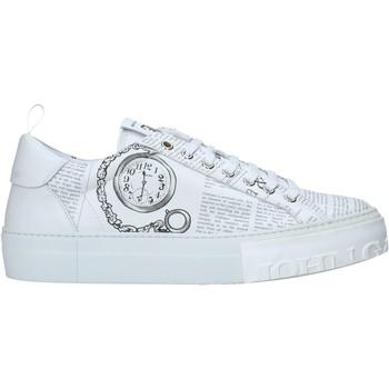 Παπούτσια Άνδρας Χαμηλά Sneakers John Galliano 11018/CP A λευκό