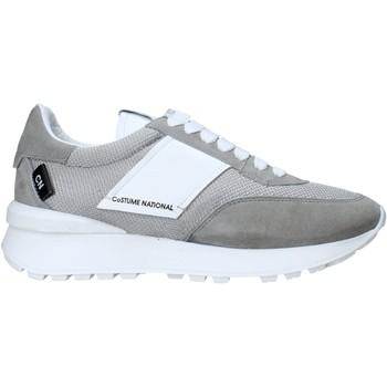 Παπούτσια Άνδρας Χαμηλά Sneakers Costume National 10418/CP B Γκρί