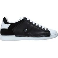 Παπούτσια Άνδρας Χαμηλά Sneakers Costume National 10410/CP A Μαύρος