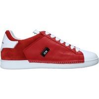 Παπούτσια Άνδρας Χαμηλά Sneakers Costume National 10410/CP C το κόκκινο