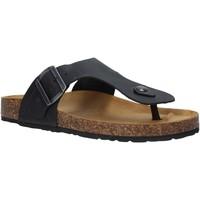 Παπούτσια Άνδρας Σανδάλια / Πέδιλα Docksteps DSM228400 Μαύρος
