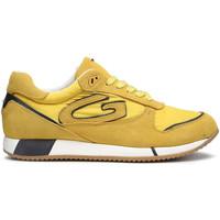 Παπούτσια Άνδρας Sneakers Alberto Guardiani AGM003513 Κίτρινος