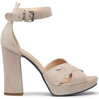 Παπούτσια Γυναίκα Σανδάλια / Πέδιλα Alberto Guardiani AGW002700 Μπεζ