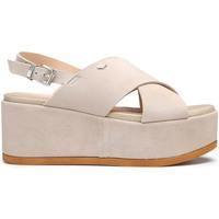 Παπούτσια Γυναίκα Σανδάλια / Πέδιλα Alberto Guardiani AGW003000 Μπεζ