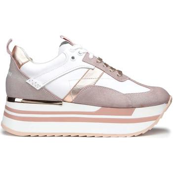 Παπούτσια Γυναίκα Χαμηλά Sneakers Alberto Guardiani AGW004302 λευκό