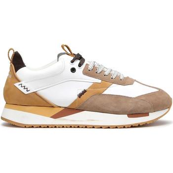 Παπούτσια Άνδρας Χαμηλά Sneakers Alberto Guardiani AGU101061 λευκό