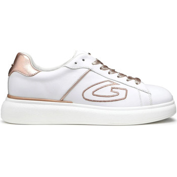Παπούτσια Γυναίκα Χαμηλά Sneakers Alberto Guardiani AGU101126 λευκό