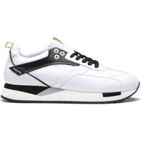 Παπούτσια Άνδρας Χαμηλά Sneakers Alberto Guardiani AGU101155 λευκό