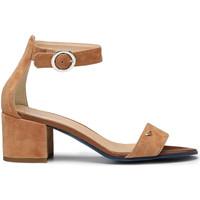 Παπούτσια Γυναίκα Σανδάλια / Πέδιλα Alberto Guardiani AGW003201 Μπεζ