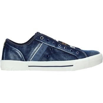 Παπούτσια Άνδρας Χαμηλά Sneakers Wrangler WM01050A Μπλε